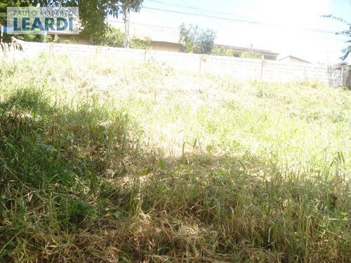 terreno barbosas - arujá - ref: 387134