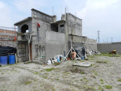terreno bardeado con escrituras y lotificado de 4,500 m2