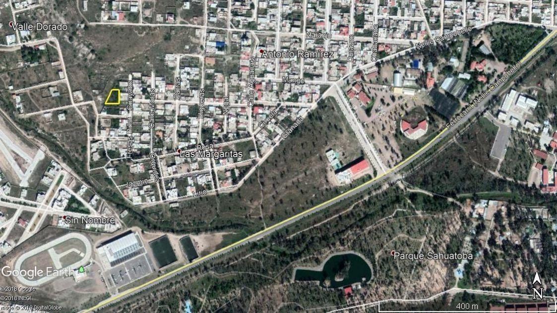 terreno bardeado en venta zona de parques con servicios