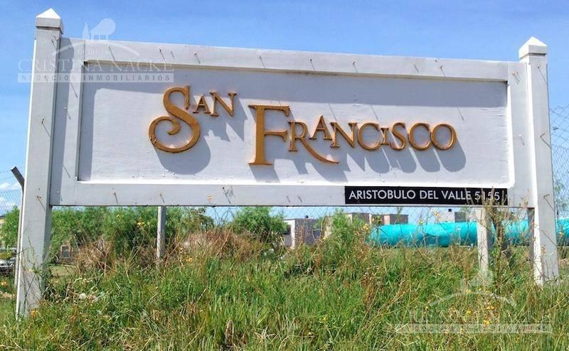 terreno - barrio cerrado san francisco