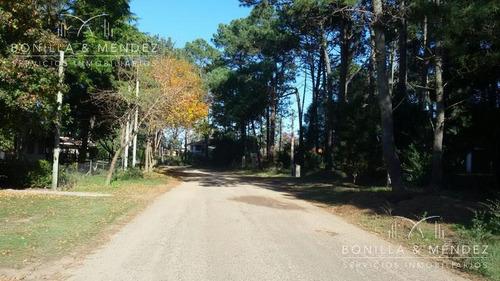 terreno - barrio country