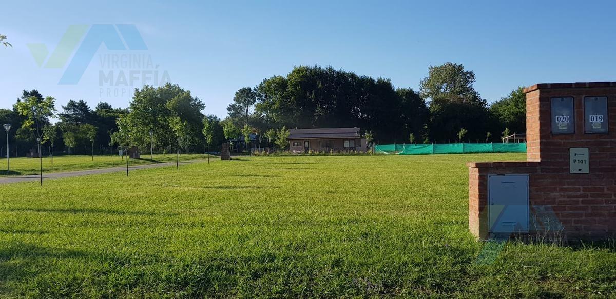 terreno - barrio el aljibe
