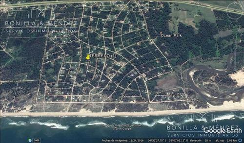 terreno  bien ubicado en ocean park