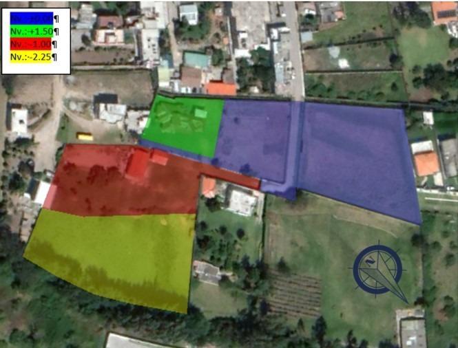 terreno bien ubicado para proyecto inmobiliario (ruta viva)