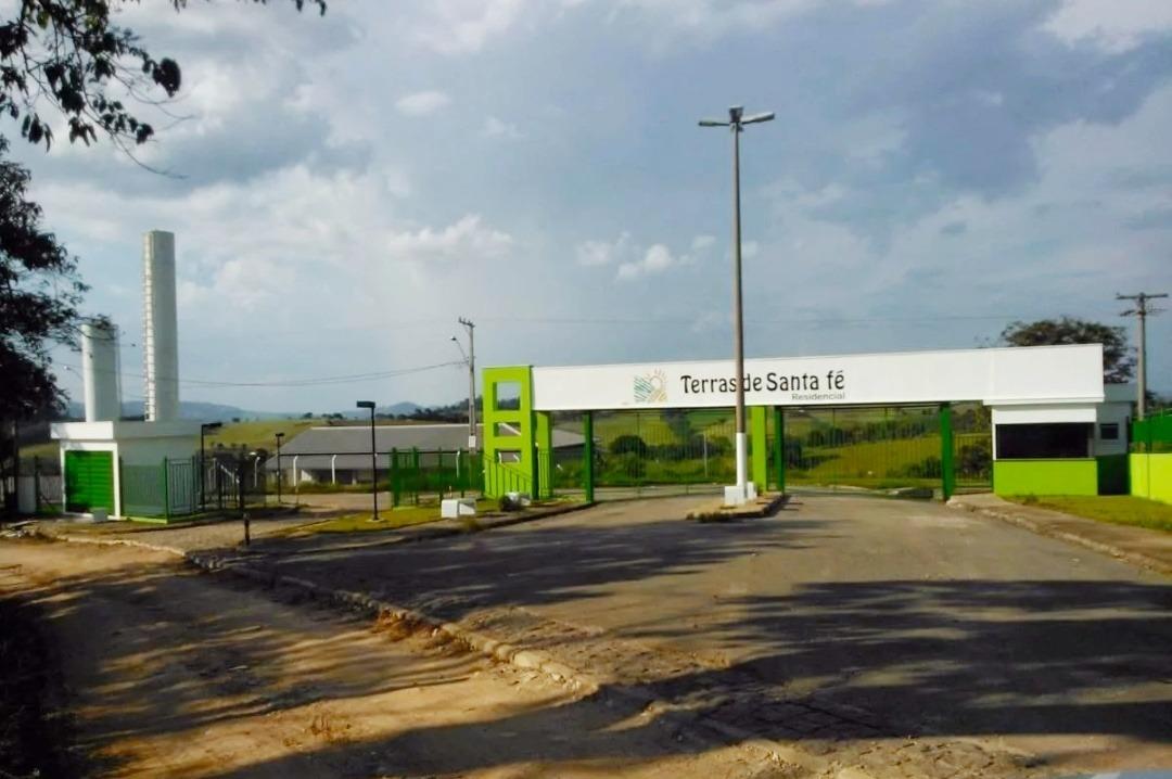 terreno bragança paulista 1100m condomínio