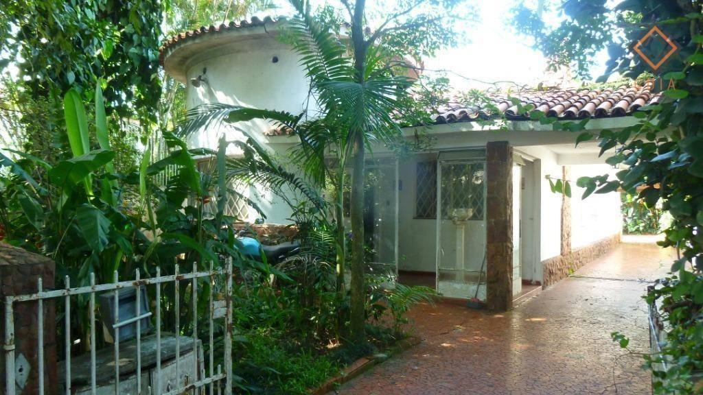 terreno butantã, 450 m², 12 x 37,50 excelente localização r$ 1.600.000.00 - te0918