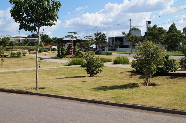terreno c/ 390m² zona sul condominio portal de bragança