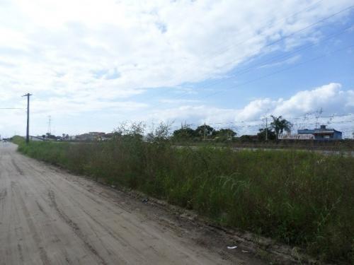 terreno c/ 400 m² em frente à rodovia! itanhaém-sp, confira!