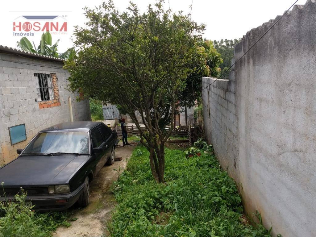 terreno c/ duas casas - ca0612