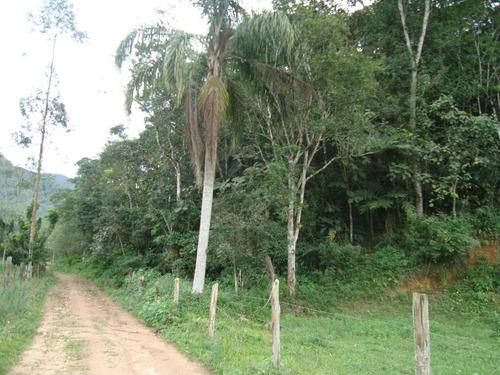 terreno - cachoeiras do amâncio - biguaçu