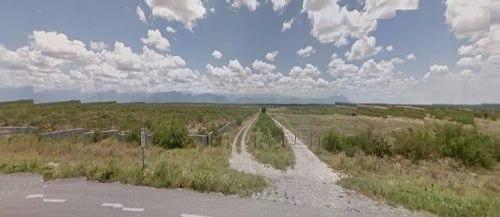 terreno  cadereyta (195ha) carretera  san juan, terán km 31