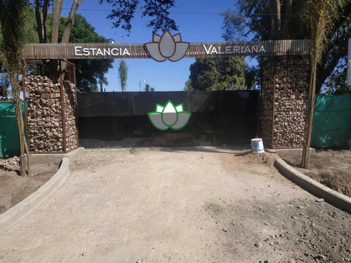 terreno camino 60 cuadras estancia la valeriana