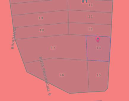 terreno - campana. en venta 1580 m2