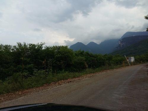 terreno campestre carretera nacional -  el barrial