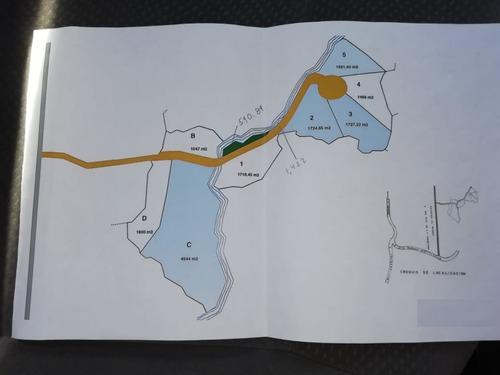 terreno campestre en amatlán de quetzalcóatl / tepoztlán - cam-1681-tca