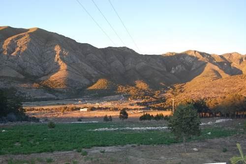 terreno campestre en arteaga
