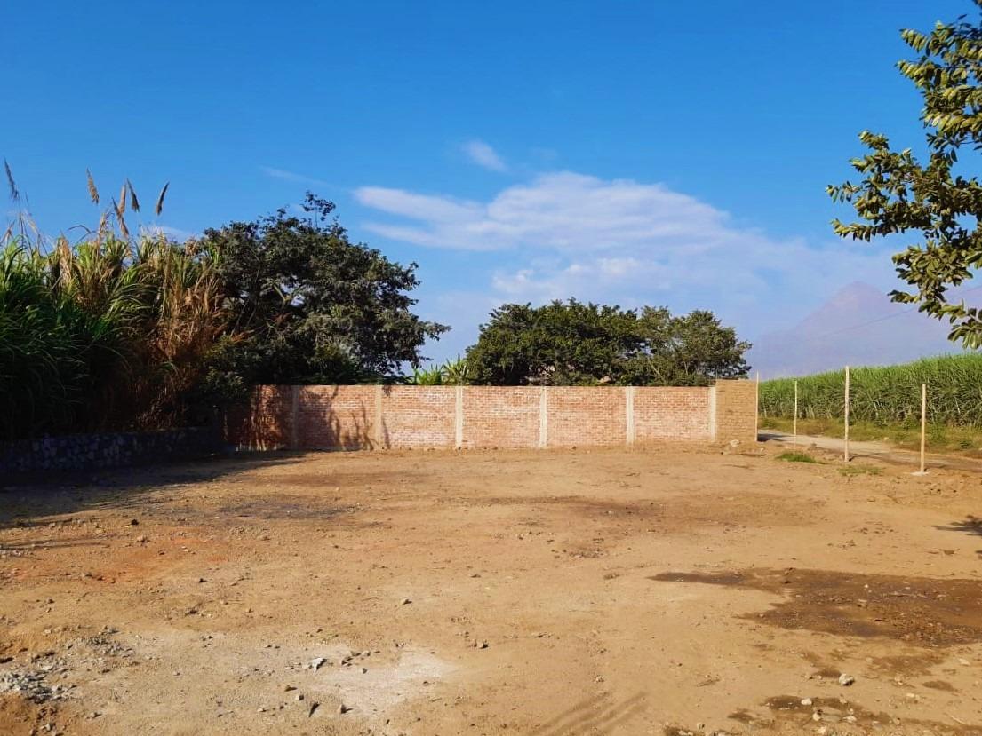 terreno campestre en laredo trujillo con titulo de propiedad