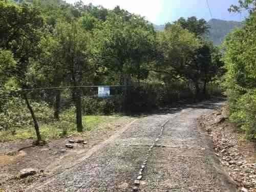 terreno campestre en san francisco santiago nuevo leon