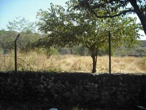 terreno campestre en san josé vista hermosa / puente de ixtla - grb-158-tc