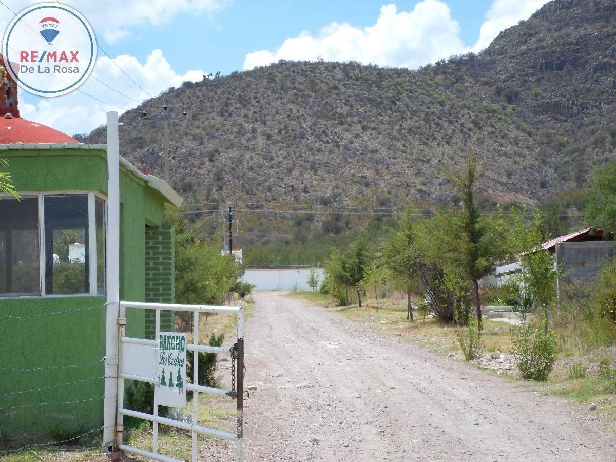 terreno campestre en venta rancho los cedros /  casa blanca durango