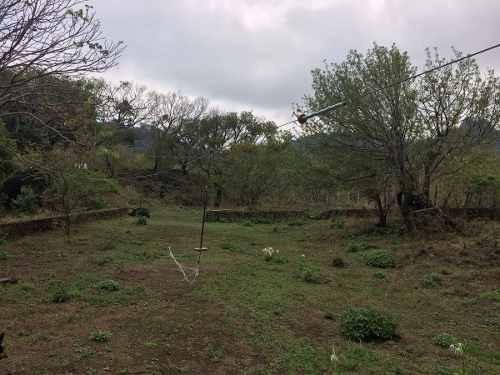 terreno campestre, tepoztlan, morelos