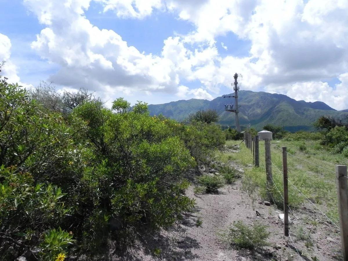 terreno - capilla del monte