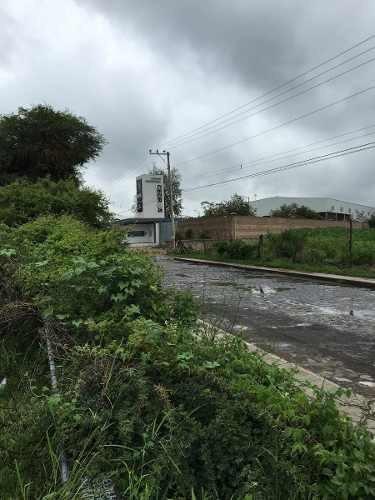 terreno carretera chapala