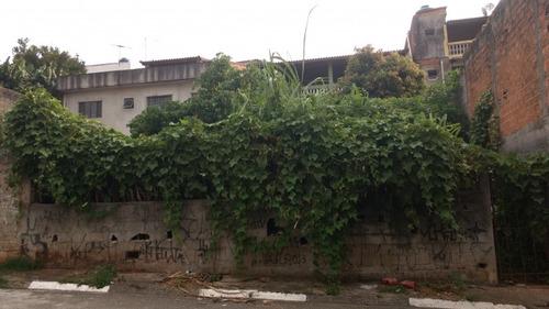 terreno - casa branca - suzano - 868