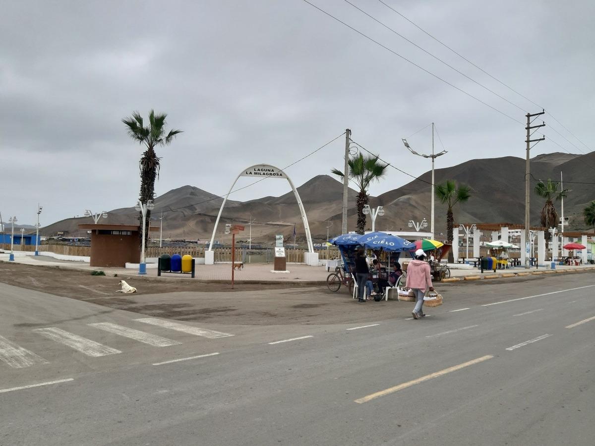 terreno casa de playa las salinas chilca 300m2 km67 pan sur