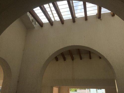 terreno - casa espectacular para remodelar de oferta !!