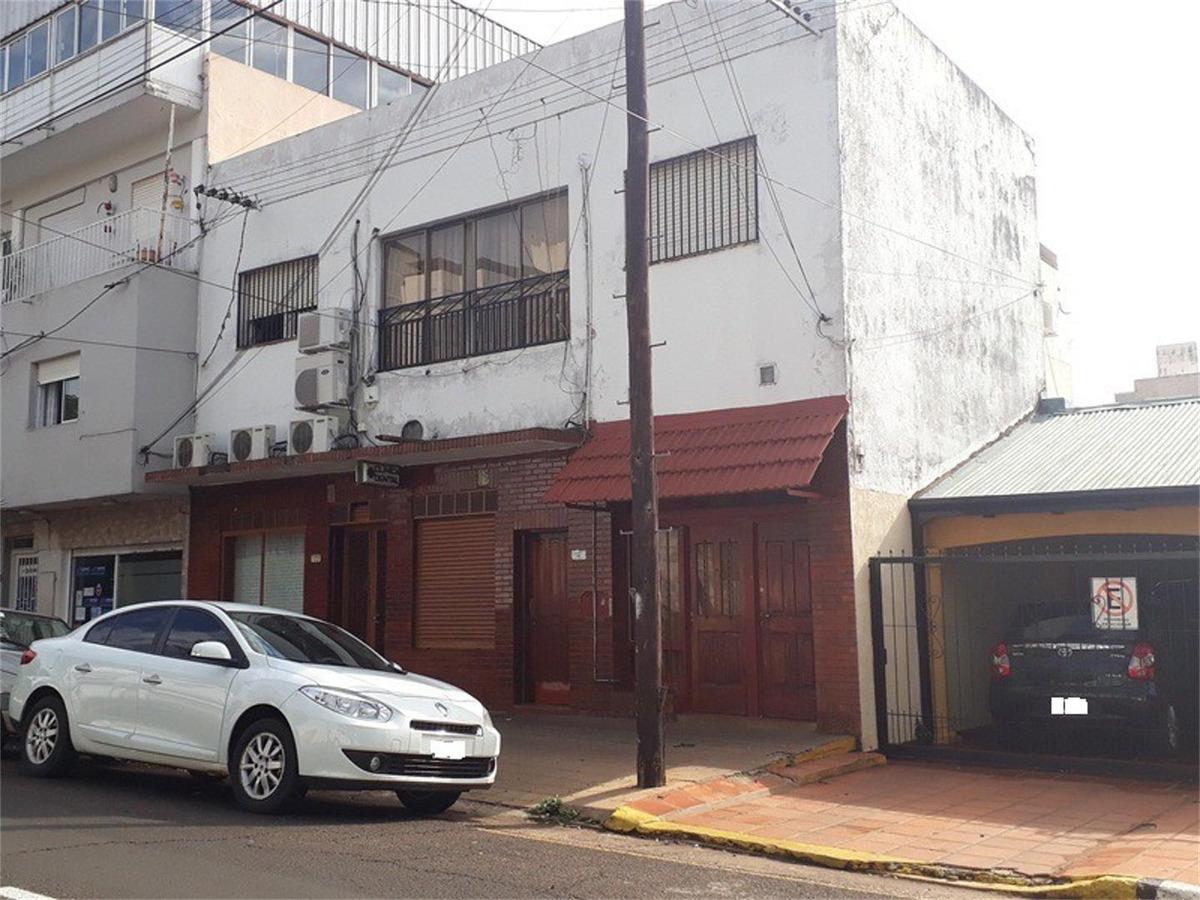 terreno centrico s/ calle san martin 10,80 x 43,30