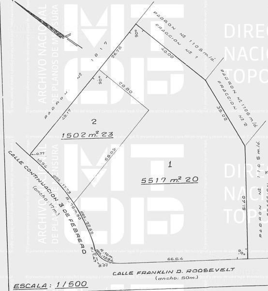 terreno - centro de maldonado, apto para construir 4500 m2 en pb    9 pisos