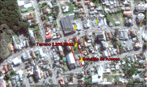 terreno - centro - ref: 220345 - v-220345