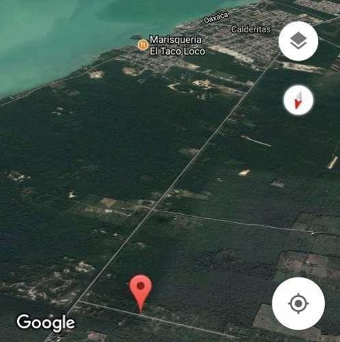 terreno cerca de laguna guerero