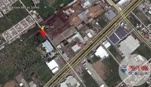 terreno cerca del boulevard francisco villa l.26