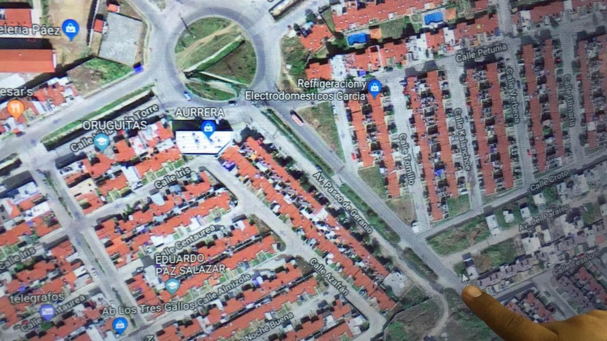 terreno cerca del nuevo hospital del issste en tepic