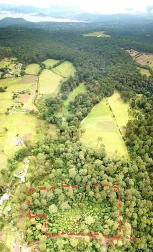 terreno cerro gordo 2 hectareas