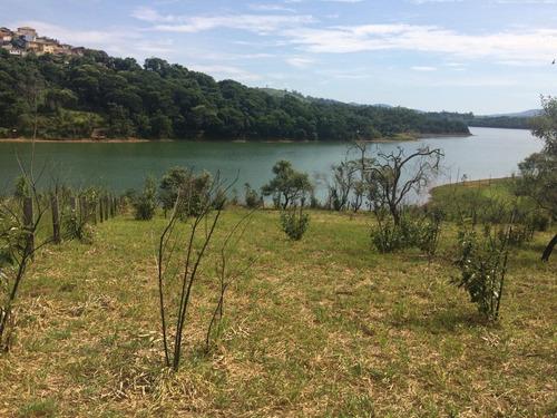 terreno chácara condomínio fundo p/ represa  nazaré paulista