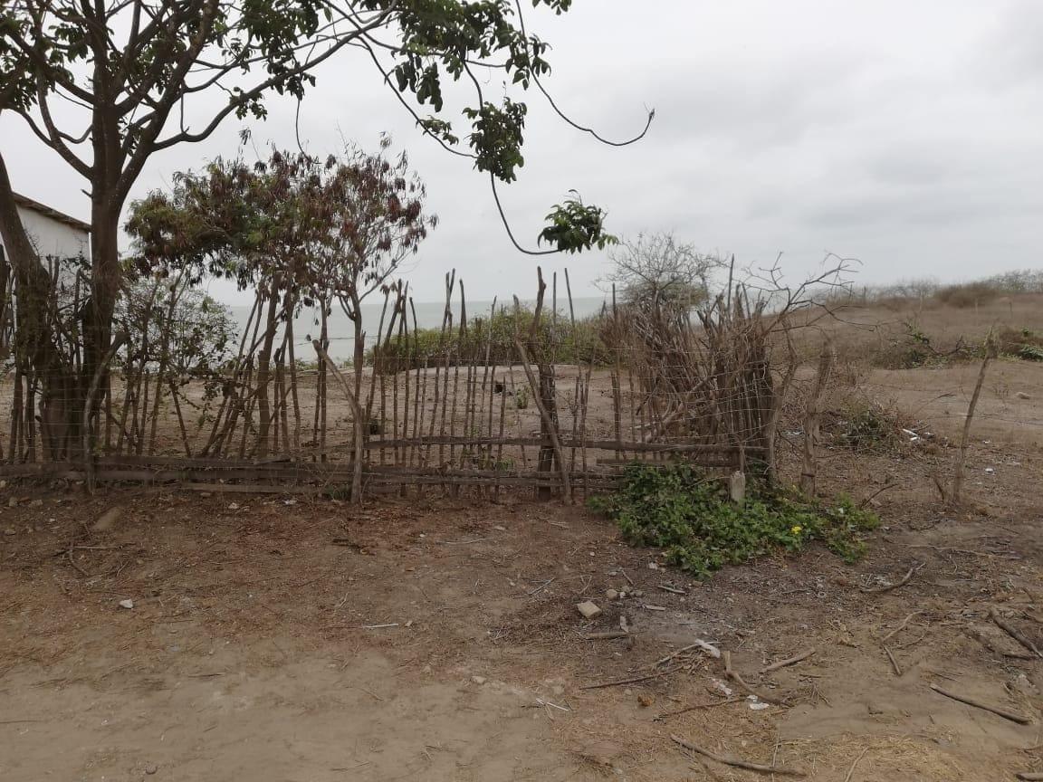 terreno chanduy - sector la gallinaza