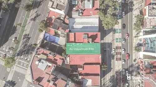 terreno chapultepec #46