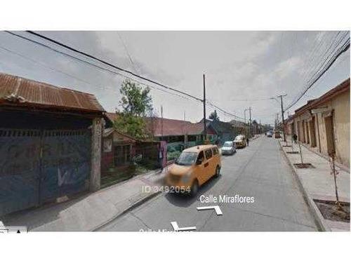 terreno chimbarongo - calle miraflores - chimbarongo
