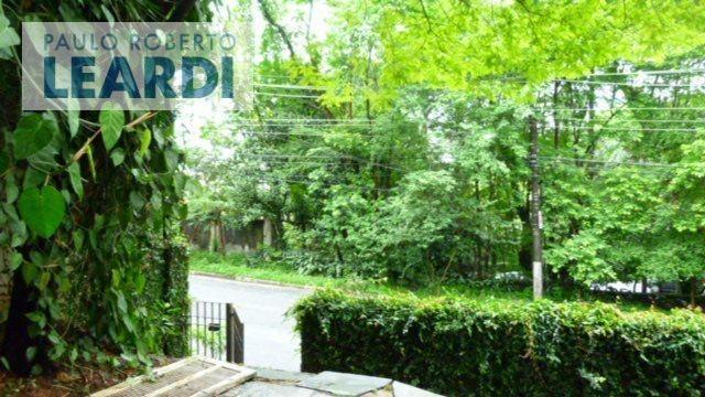 terreno cidade jardim  - são paulo - ref: 245217