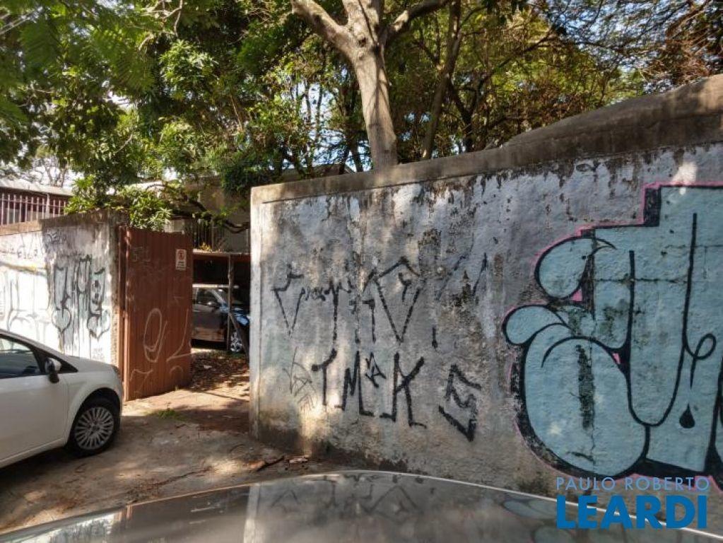 terreno - city pinheiros  - sp - 573485