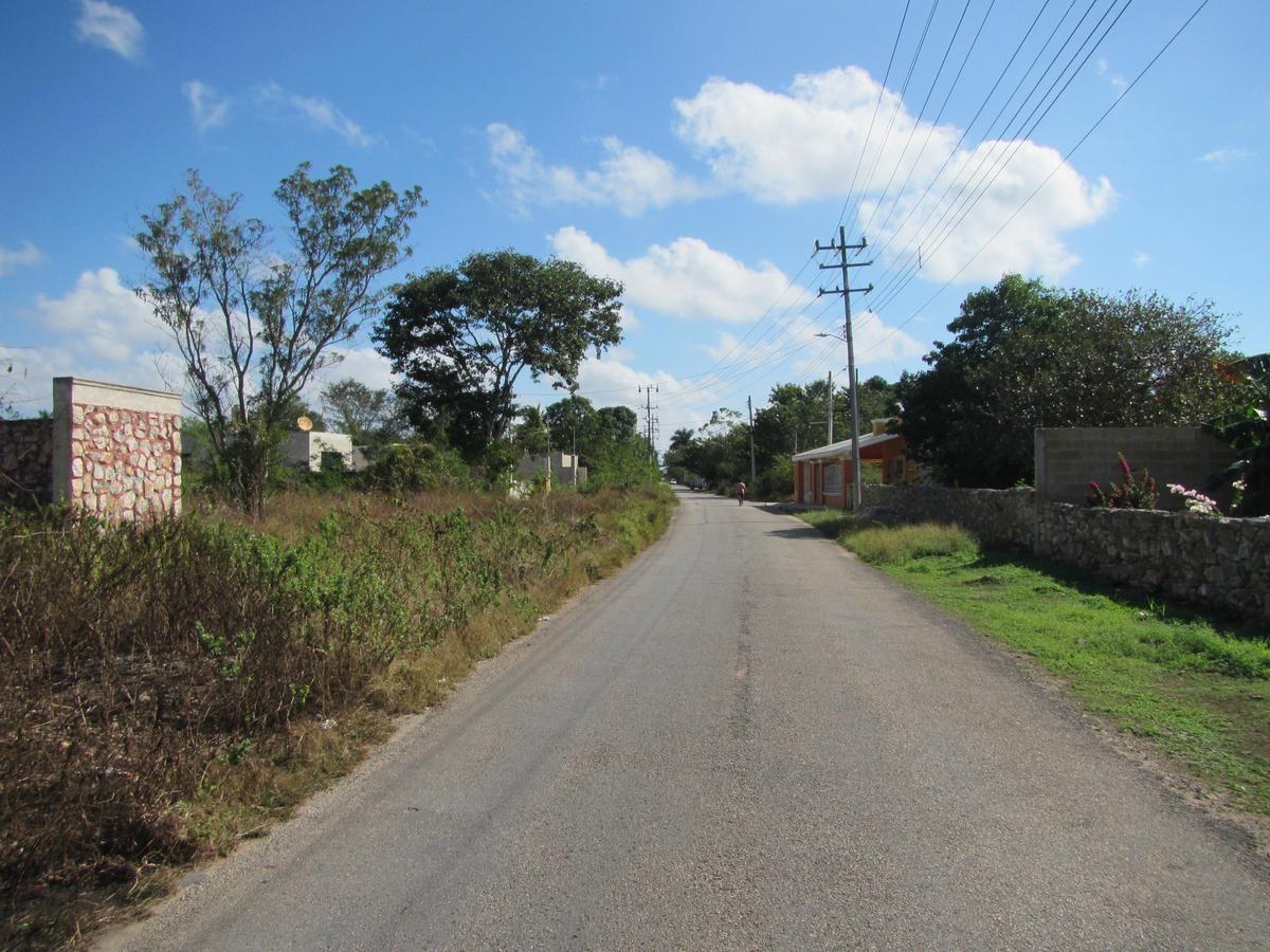 terreno - ciudad izamal