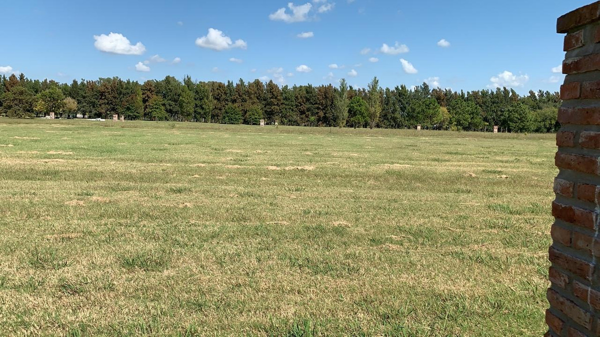 terreno club de campo el campo