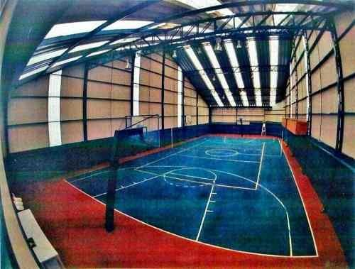terreno club deportivo al sur de tlalpan