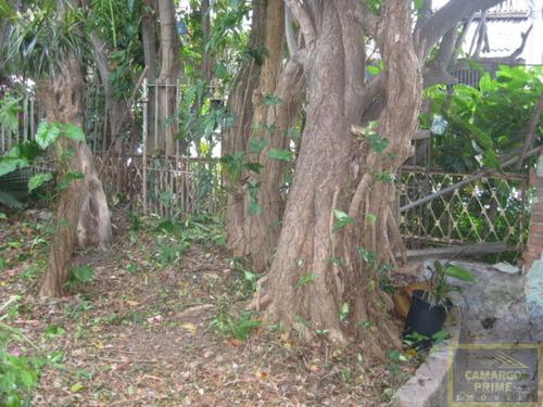 terreno com 10 metros de frente por 25 metros de comprimento, parque são luis - freguesia do ó - eb83383