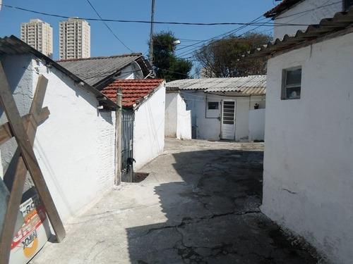 terreno com 1.239 m2 próximo à av abrahão de morais - 345-im101605