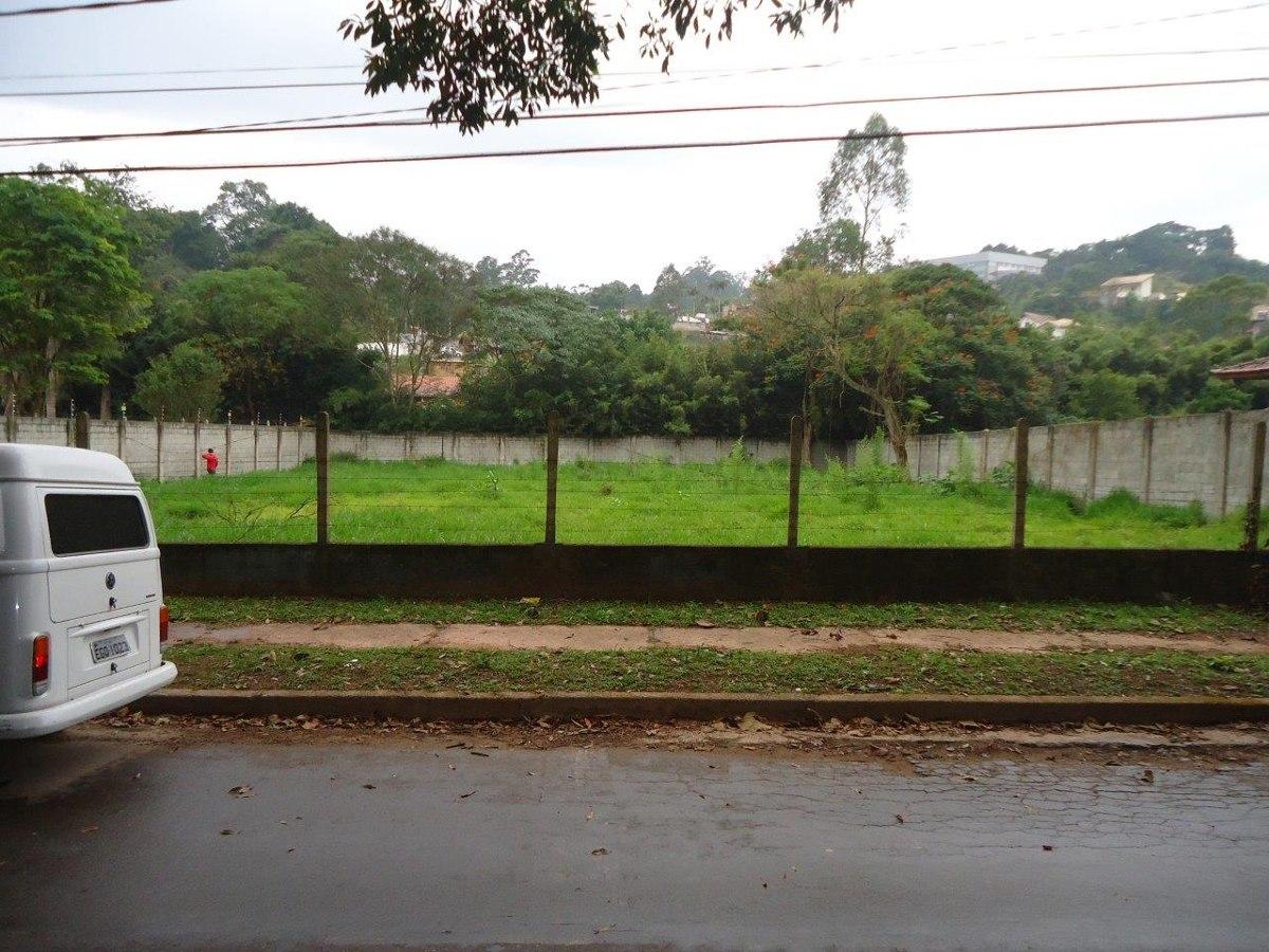 terreno com 1305 m² - cotia - cayo/silva 78437