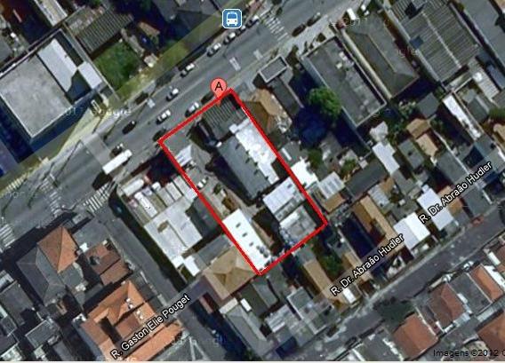terreno com 1350 m² - rio pequeno -  anne/silva 13423